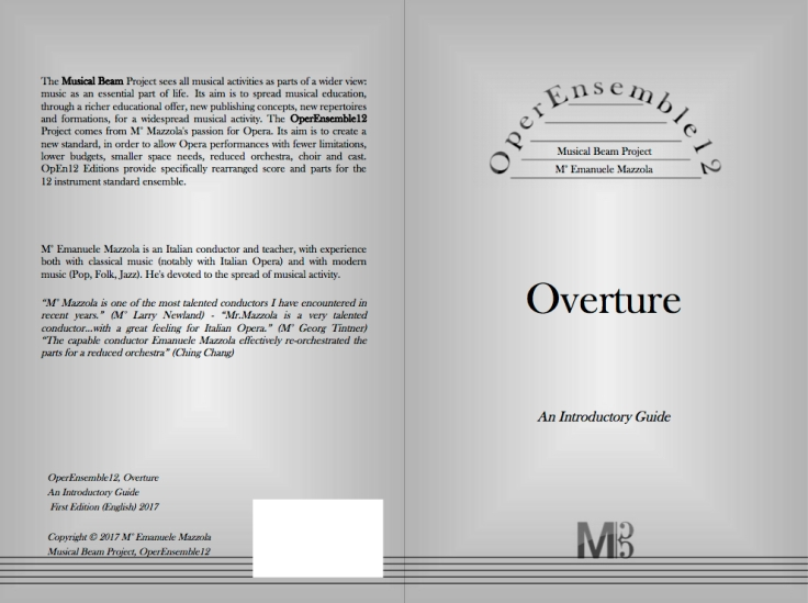 Overture, An Introductory Guide