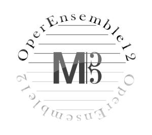 Musical Beam and OperEnsemble12 Logo